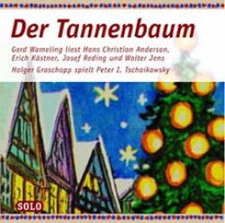 NJ, Tannenbaum - H. Ch. Andersen, MP3 a text, německy