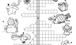 Christmas vocabulary CROSSWORD 2